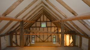Barn-Style House, Whaddon